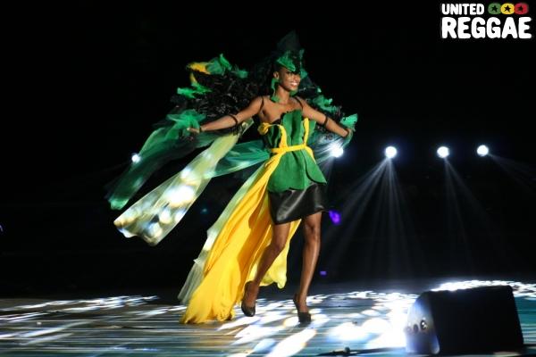 Winner of costume competition © Steve James