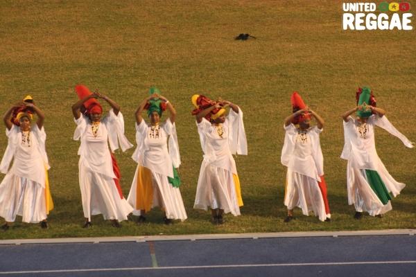 Celebrating Rastafarian culture © Steve James