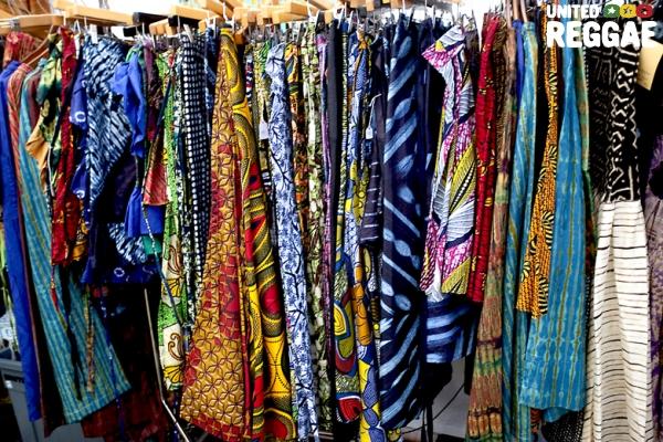 Senegalese Fabric © Sista Irie