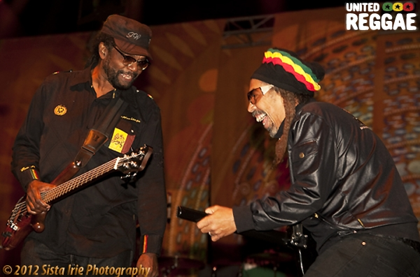 Cat Coore and Richard Daley © Sista Irie