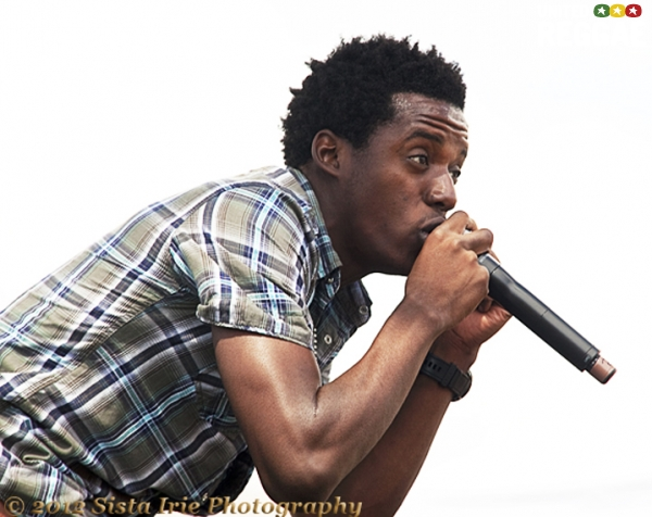Romain Virgo © Sista Irie