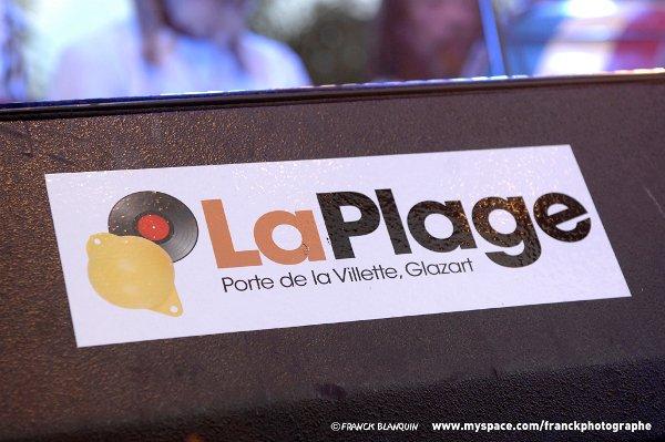 La Plage © Franck Blanquin