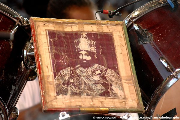 Picture of Selassie © Franck Blanquin