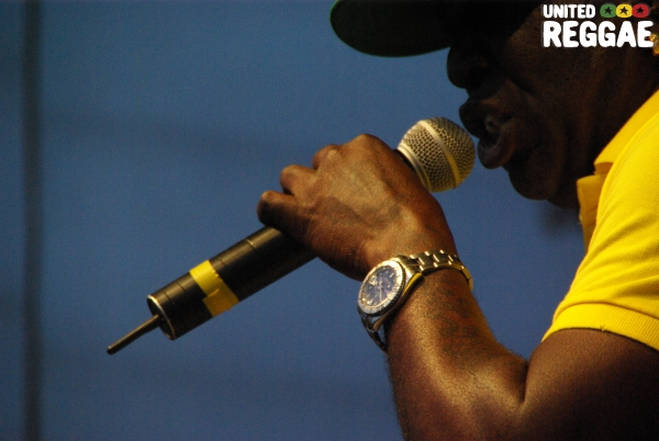 Barrington Levy © Martin Monchicourt