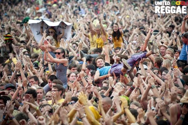 Crowd © Michael Grein