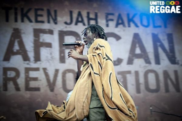 Tiken Jah Fakoly © Michael Grein