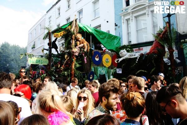 Notting Hill Carnival / Sunday © Emma-Louise