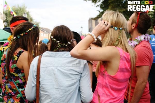 Notting Hill Carnival / Monday © Emma-Louise