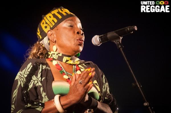 Rita Marley / I-Threes © Bartek Muracki