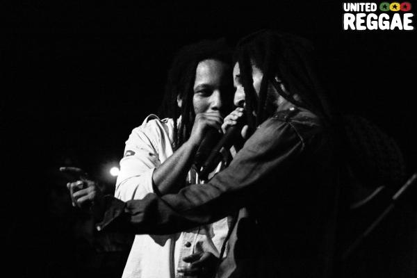 Stephen and Julian Marley © Emma-Louise