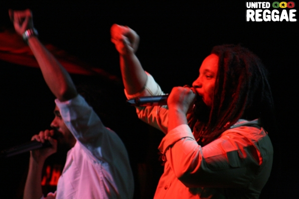 Damian and Stephen Marley © Emma-Louise