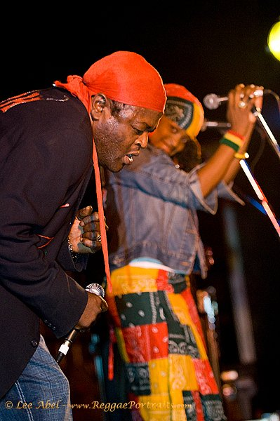 Sugar Minott / Sierra Nevada World Music Festival - 2007 © Lee Abel