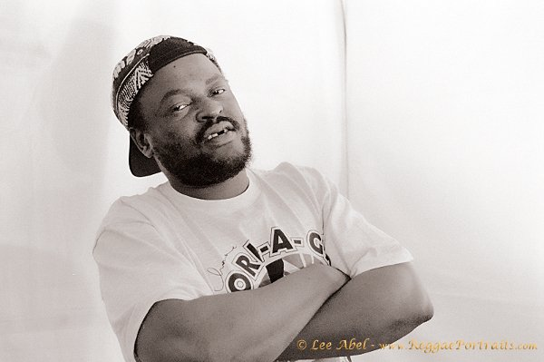 Sugar Minott / Reggae in the Park, San Francisco - October 1994 © Lee Abel
