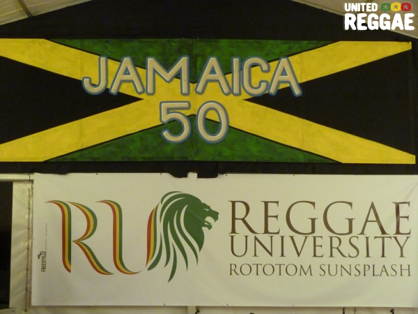 Reggae University © Veronique Skelsey