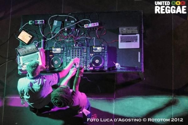 Dancehall © Rototom 2012