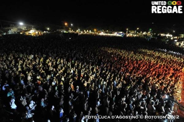 Crowd © Rototom 2012