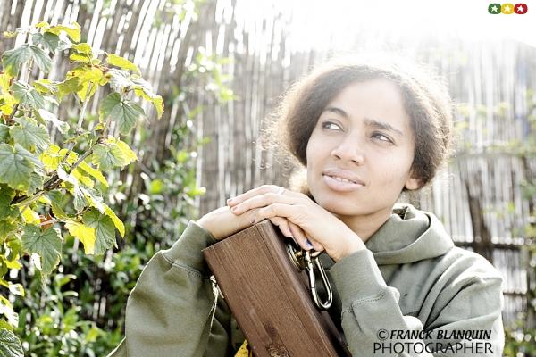 Nneka © Franck Blanquin