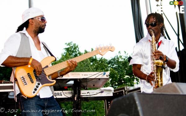 Band © Empress K / Reggae Reflection