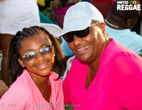 Groovin In The Park 2012 © Empress K / Reggae Reflection