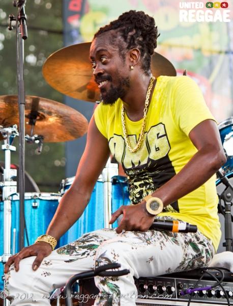 Beenie Man © Empress K / Reggae Reflection