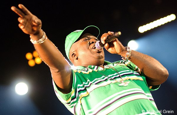 Barrington Levy © Michael Grein
