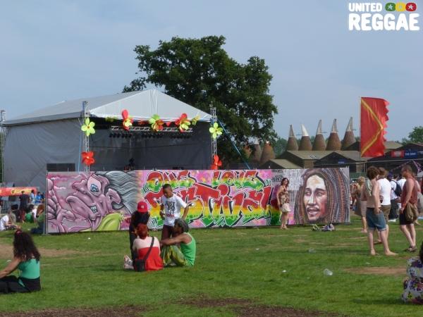 One Love Festival 2012 © Veronique Skelsey