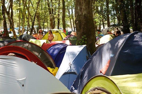 Camp © Michael Grein