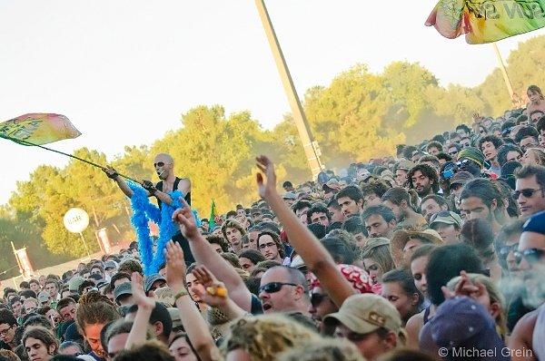 The crowd © Michael Grein