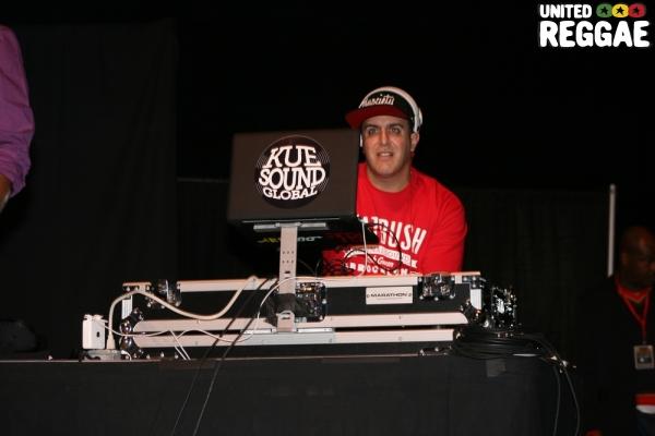 DJ Que © Steve James