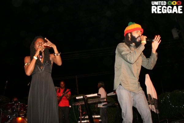 Jah9 and Protoje © Steve James