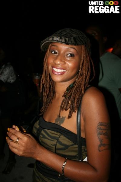 Surinamese artist Miriam Simone © Steve James