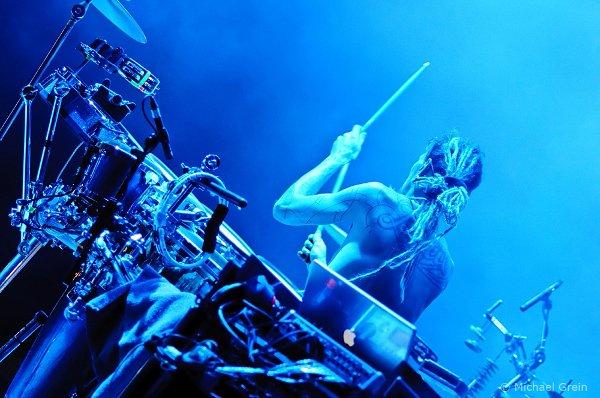 Gentleman's drummer © Michael Grein