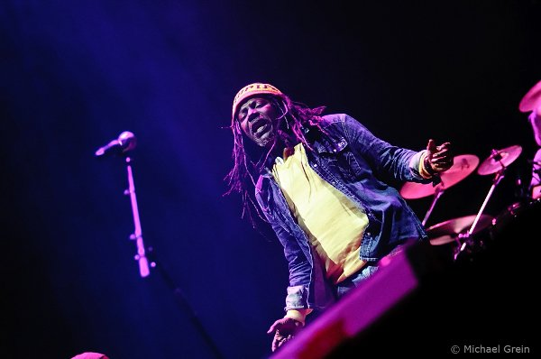 Alpha Blondy © Michael Grein