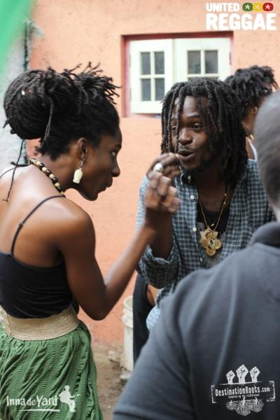 Jah9 and Jesse Royal © Samo Kush-I