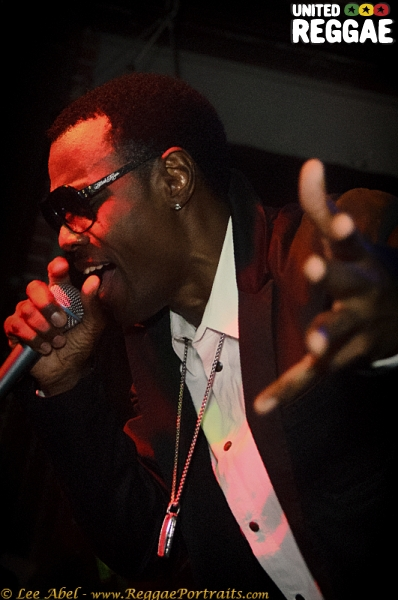 Wayne Wonder © Lee Abel