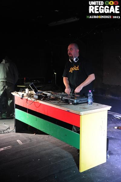 DJ Afghan © Mauro Sindici