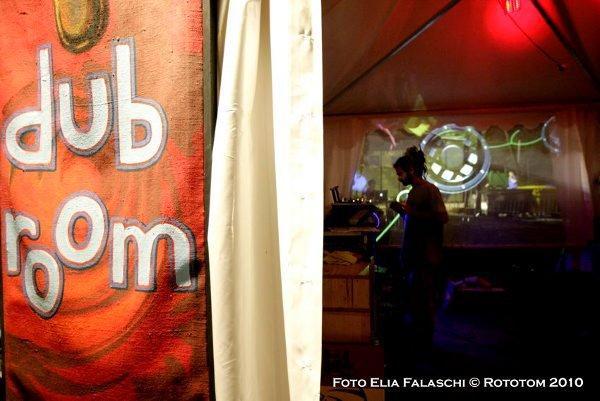 Dub Station © Elia Falaschi / Rototom 2010