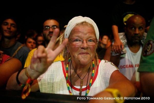 The crowd © Tommaso Gesuato