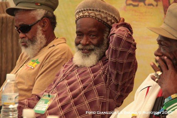 The Abyssinians / Debates - Reggae University © Gianluca La Bruna / Rototom 2010