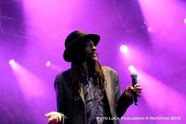 Aswad © Luca D'Agostino / Rototom 2010