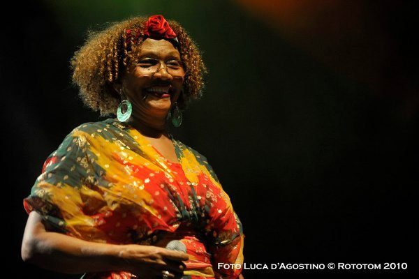 Marcia Griffiths © Luca D'Agostino / Rototom 2010