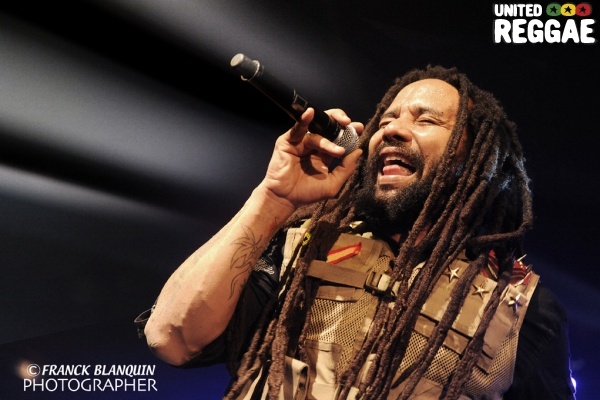 Ky-Mani Marley © Franck Blanquin