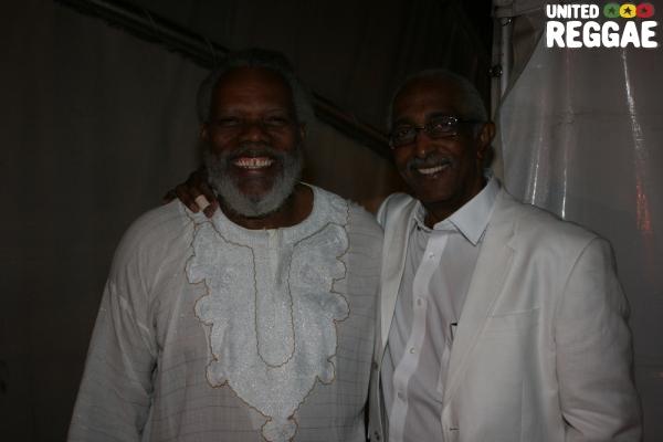 Ibo Cooper, JARIA President and Jamusa of WAVS, Miami © Steve James