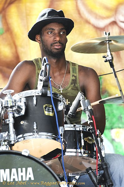 SonSon at Reggae on the River © Lee Abel