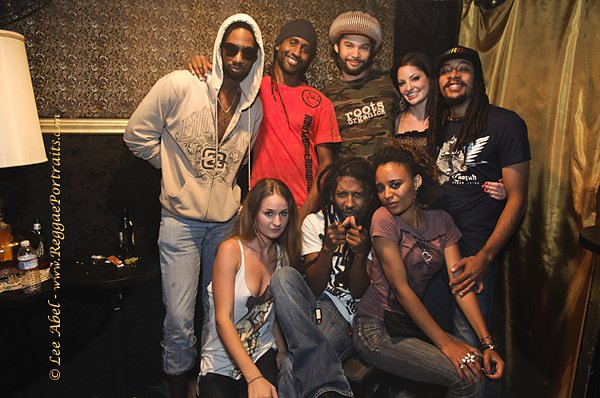 Rootz Underground and friends at Berkeley © Lee Abel