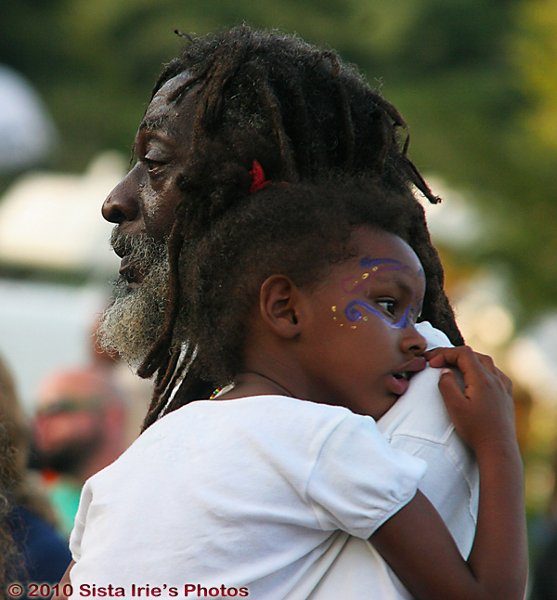 Rasta father © Sista Irie