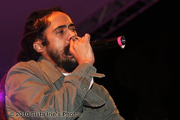 Damian Marley © Sista Irie