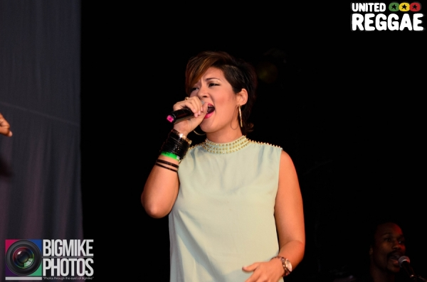Tessanne Chin © BigMike Photography