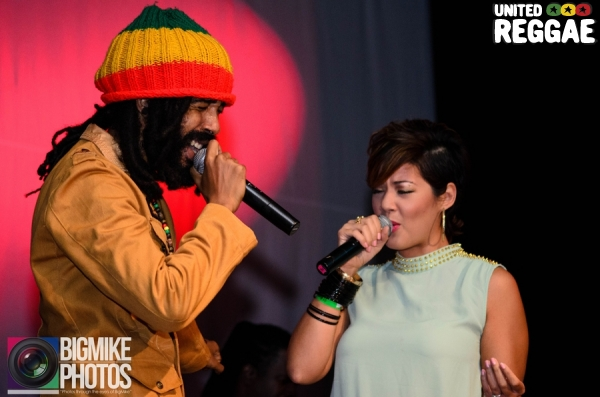 Protoje and Tessanne Chin © BigMike Photography