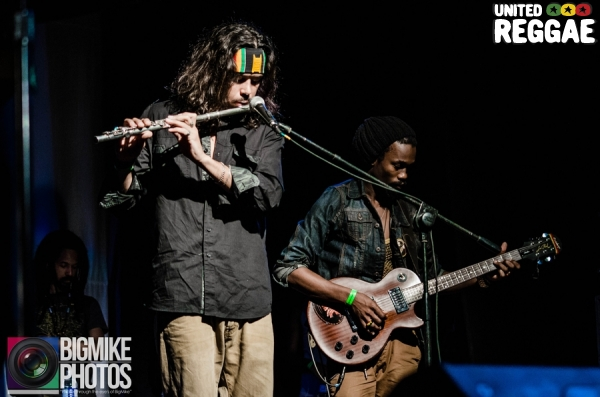 The Indiggnation Band © BigMike Photography